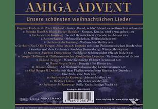 VARIOUS - Amiga Advent  - (CD)