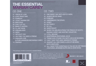 Mariah Carey - The Essential Mariah Carey  - (CD)