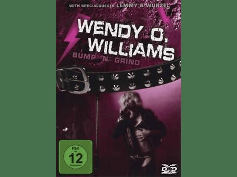 Wendy O. Williams - Bump'n Grind [DVD]