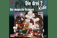 Die drei ??? Kids 16: Der magische Brunnen - (CD)