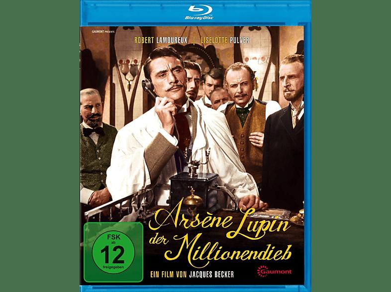 Arsene Lupin der Millionendieb [Blu-ray]