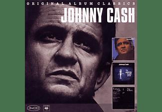 Johnny Cash - Original Album Classics  - (CD)