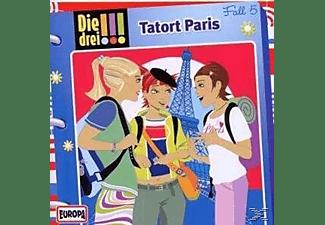 Various - Die drei !!! 05 - Tatort Paris  - (CD)