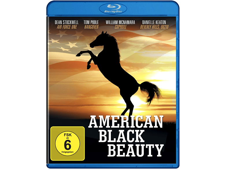 American Black Beauty [Blu-ray]
