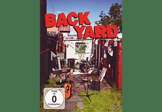 VARIOUS - Backyard-The Movie  - (DVD + CD)