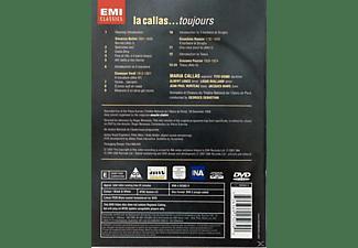 Maria Callas, Choeurs Et Orchestre De L'opéra National De Paris - La Callas... Toujours  - (DVD)