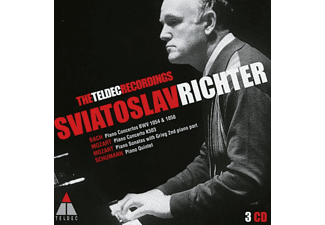 Sviatoslav Richter - The Teldec Recordings  - (CD)