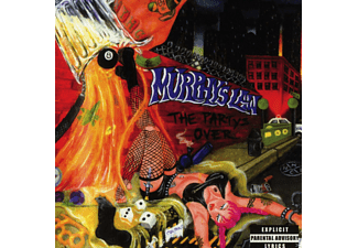 Murphys Law - The Party's Over - (CD)