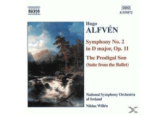 National Symphony Orchestra Of Ireland - Sinfonie 2/Prodigal Son  - (CD)