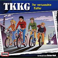 TKKG 181: Der vertauschte Koffer - (CD)