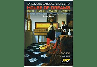 Tafelmusik Baroque Orchestra - House Of Dreams  - (DVD)