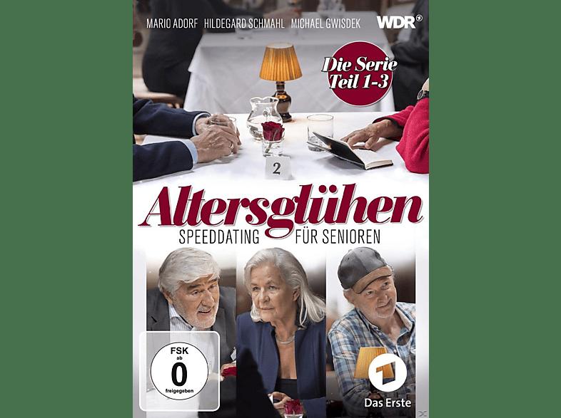 Altersglühen - Die Serie (Teil 1-3) [DVD]
