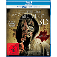 Among the Living 3D Blu-ray (+2D)
