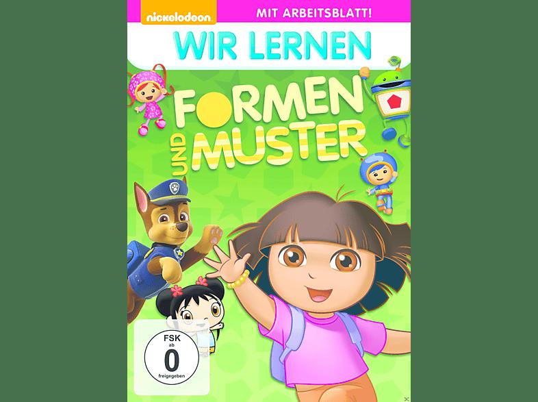 Wir lernen Formen und Muster [DVD]