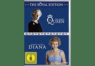 The Queen / Diana DVD