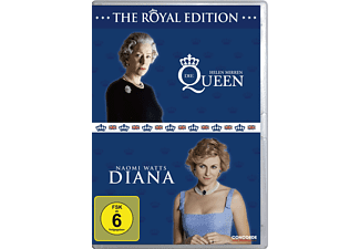 The Queen / Diana - (DVD)