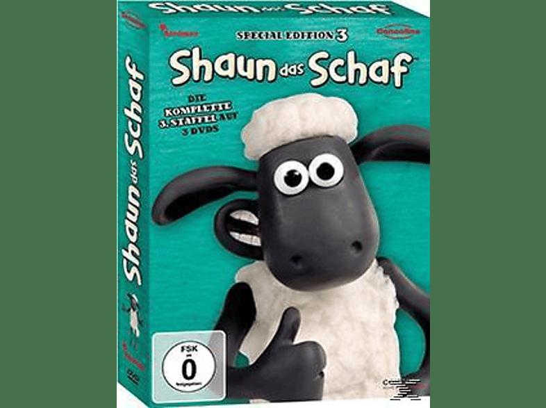 Shaun das Schaf - Staffel 3 [DVD]