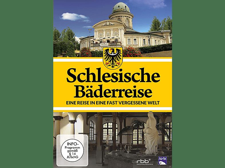 Schlesische Bäderreise - Eine Reise in eine fast vergessene Welt [DVD]