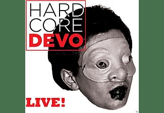 Devo - Hardcore Live!  - (Vinyl)