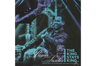 Romeo Santos - The King Stays King-Sold Out At MSG  - (CD)