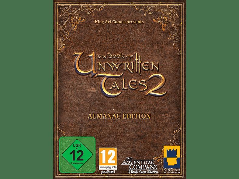 The Book of Unwritten Tales 2 - Almanac Edition [PC]