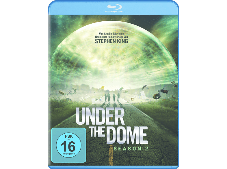 Under The Dome – Season 2 [Blu-ray]