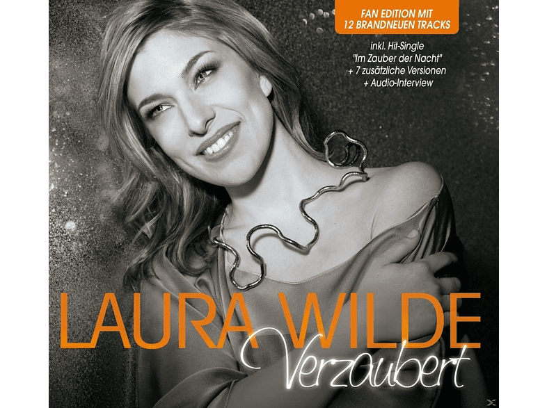 Laura Wilde - Verzaubert (Fan Edition) [CD]