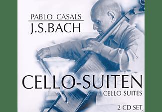 Casals Pablo - Cello Suiten  - (CD)