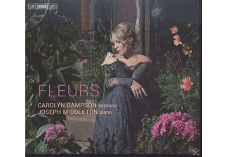 Carolyn Sampson, Joseph Middleton - Fleurs  - (SACD)
