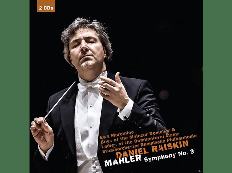 Boys of the Mainzer Domchor, Ladies of The Domkantorei Mainz, Staatsorchester Rheinische Philharmonie, Ewa Marciniec - Sinfonie 3 [CD]