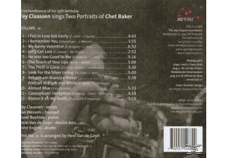 Fay Claassen - Two Portraits Of Chet Baker Vol.2  - (CD)