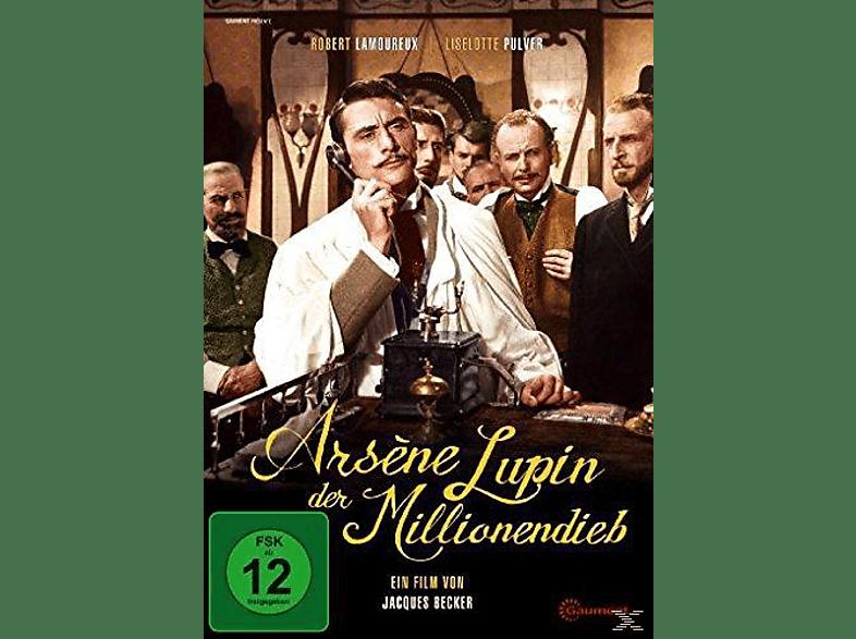 Arsene Lupin. der Millionendieb [DVD]