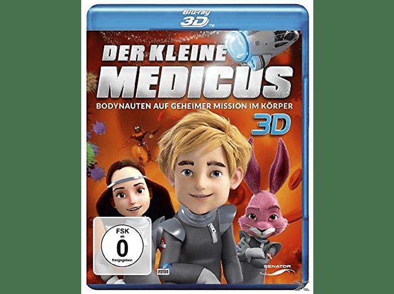 Der Kleine Medicus - Geheimnisvolle Mission im Körper [3D Blu-ray]