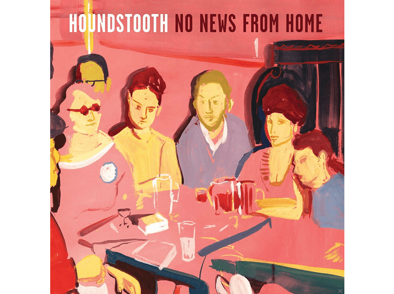 Houndstooth - No News From Home [CD]