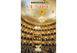 Orchestra Del Teatro La Fenice - Neujahrskonzert 2005  - (DVD)