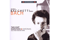 Andrea Bacchetti - Bacchetti spielt Bach [CD]