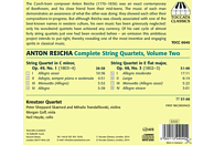 Kreutzer Quartet - Streichquartette Vol.2 [CD]