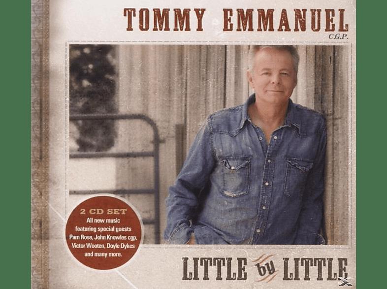 Tommy Emmanuel - Little By Little [CD]