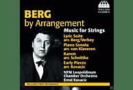 Kovacic/NFM Leopoldinum KO - Berg by Arrangement-Music for Strings [CD]