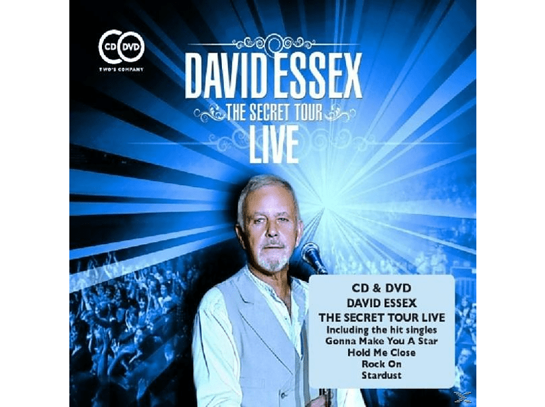 David Essex - Secret Tour: Live [CD]