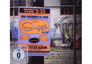 Clutch - Live At The 9:30 - (DVD)