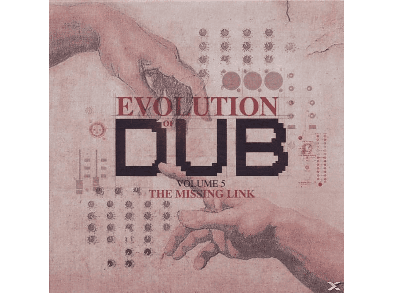 VARIOUS - The Evolution Of Dub Vol.5 (Box-Set) [CD]