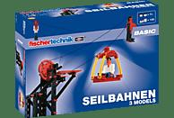 FISCHERTECHNIK 41859 Seilbahnen, Schwarz, Rot