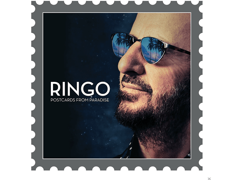 Ringo Starr - Postcards From Paradise [CD]