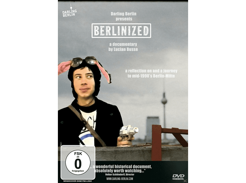 Berlinized [DVD]