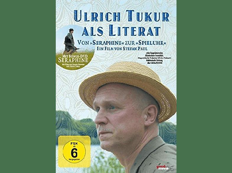 Ulrich Tukur als Literat - Von Séraphine zur Spieluhr [DVD]