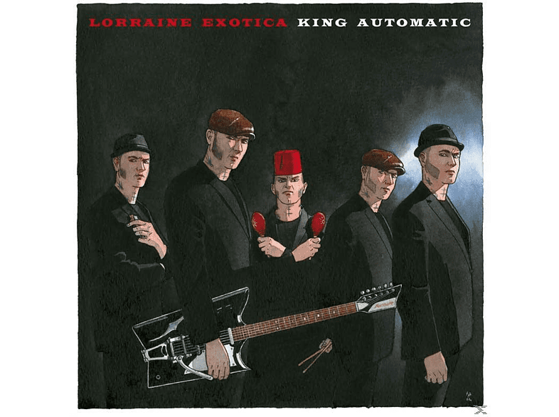 King Automatic - Lorraine Exotica [CD]
