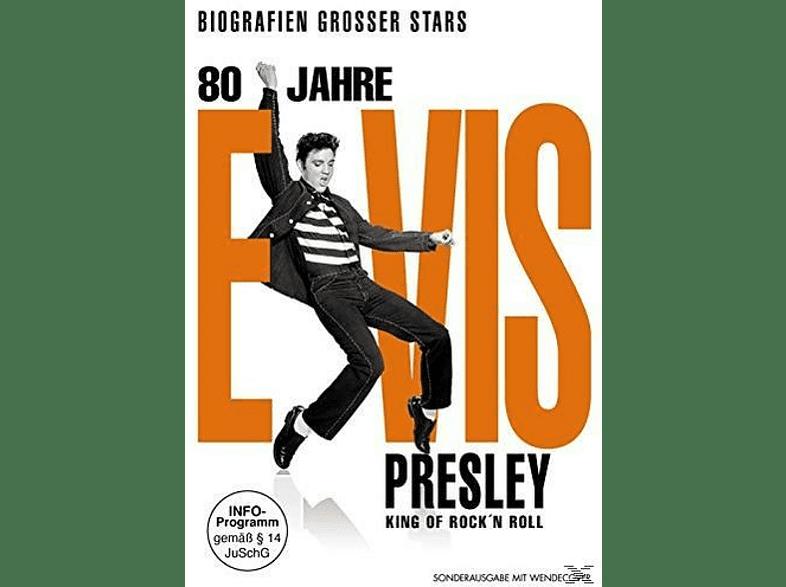 80 Jahre Elvis Presley [DVD]