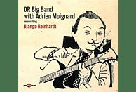 Dr Big Band, Adrien Moignard - Django Reinhardt [CD]