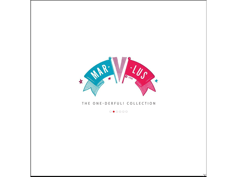 Various - The One-Derful! Collection: Mar-V-L [LP + Download]